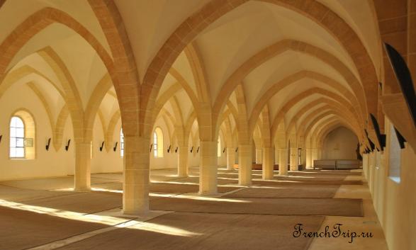Аббатство Клерво (Abbaye de Clairvaux), Шампань, вокруг Труа, Франция