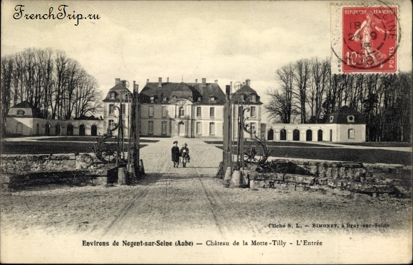 Chateau de la Motte-Tilly