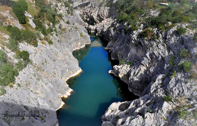 6) Gorges de l'Hérault - 10 лучших ущелий Франции