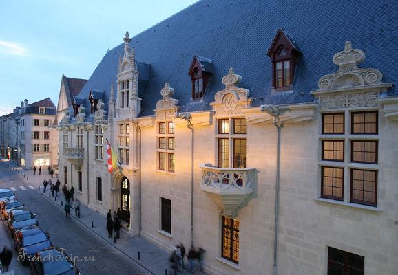 Nancy Palais Ducal
