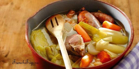 традиционные блюда Нанси и Лотарингии
