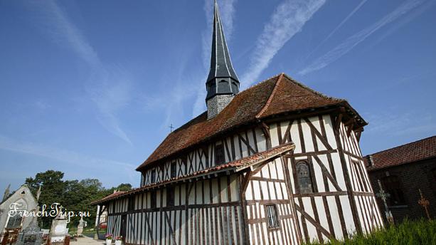 Route des Eglises à pans de bois de Champagne - eglise_de_bailly-le-franc
