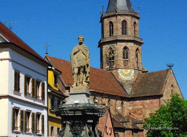 Soultz-Haut-Rhin, Alsace