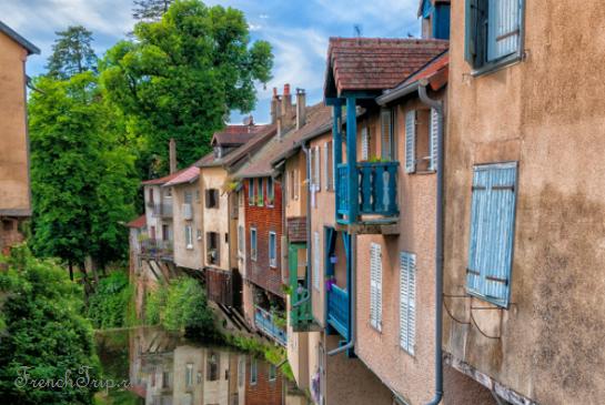 Арбуа, Франш-Конта, Франция - путеводитель по городу