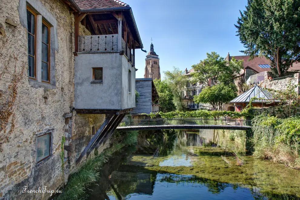 Arbois (Арбуа), Franche-Comté, Франция - достопримечательности, вина Арбуа, путеводитель по городу
