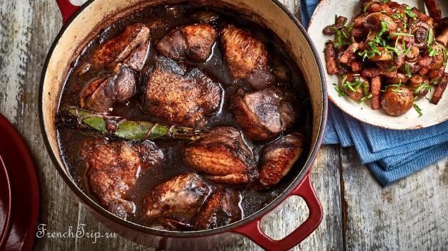 Традиционные блюда Дижона и Бургундии, что попробовать в Бургундии