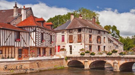 Essoyes (Эссуа), Шампань, Франция - достопримечательности, вокруг Труа