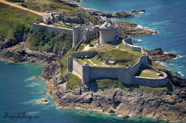 Fort La Latte, Bretagne