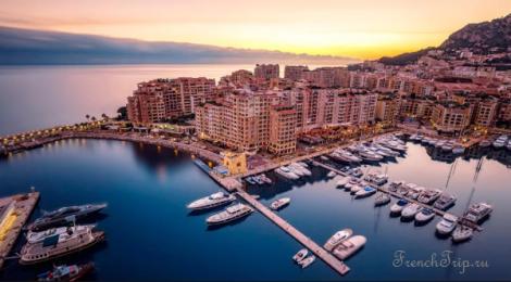 Княжество Монако - достопримечательности, путеводитель