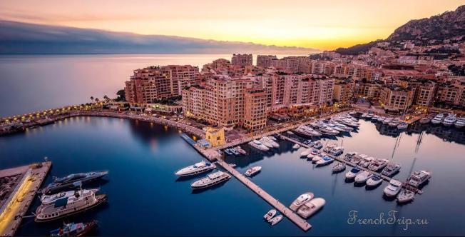 Княжество Монако - достопримечательности, путеводитель Французская Ривьера за 2 недели