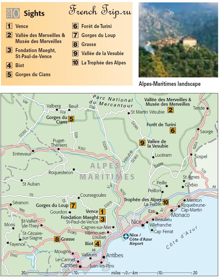 Top-10-sights-Alpes-Maritime