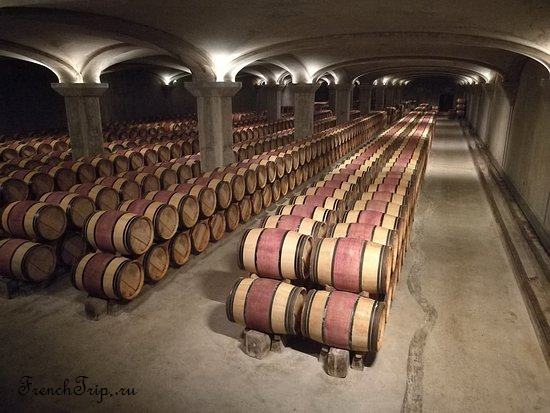 Шато Марго,, Medoc AOC vineyards - виноградники Медок - Chateau Marrgaux cellars
