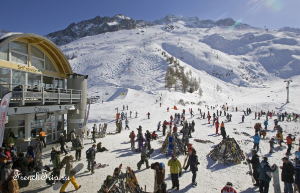 Le Grands Montets Chamonix