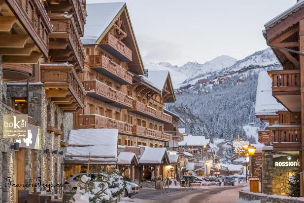 Meribel - French Ski resorts - French Alps_7