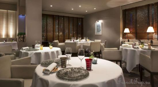 Мишленовские рестораны Руана - restaurant Gill Rouen Interior Рестораны во Франции
