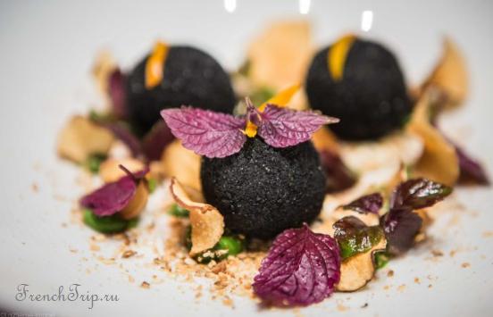 Мишленовские рестораны Руана - restaurant Origine Rouen french cuisine food Michelin