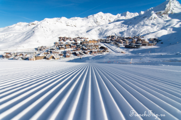 Val Thorens_French ski resorts
