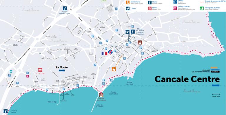 Карта Канкаля