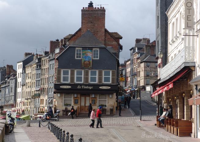 Fécamp (Фекан), Нормандия, Франция - путеводитель по городу