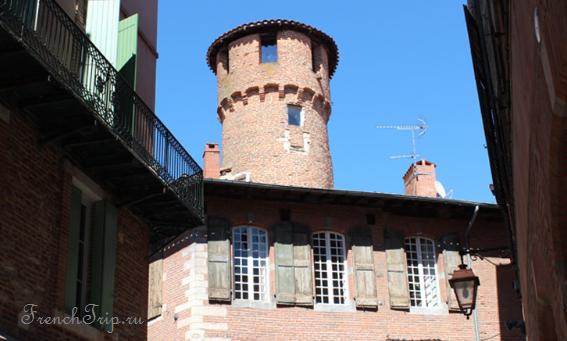 Albi_Hôtel de Saunal albi