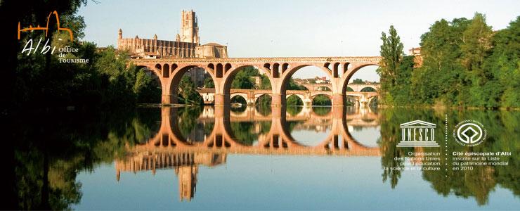 Albi (Альби), Франция - путеводитель по городу, достопримечательности Альби