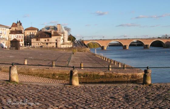 Bergerac (Бержерак) - достопримечательности, путеводитель по городу