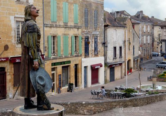 Сирано де Бержерак, Bergerac (Бержерак) - достопримечательности, путеводитель по городу