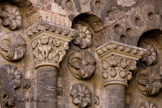 Cahor cathedral roman apside