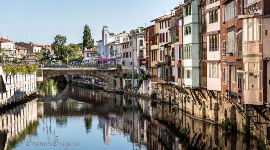 Castres (Кастр) - В окрестностях Тулузы - что посмотреть вокруг Тулузы, путеводитель по Франции