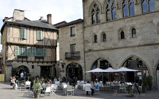 Figeac (Фижак), Франция - достопримечательности, путеводитель по городу