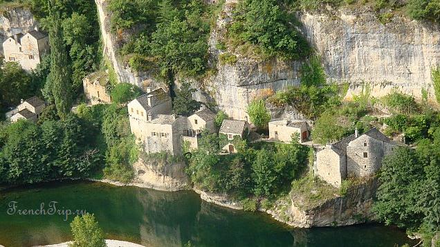 Gorges du Tarn Castelbouc