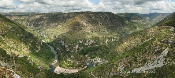 Gorges du Tarn_view