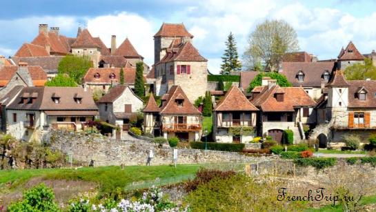 Loubressac (Лубрессак) Регион Midi-Pyrénées (Миди-Пиренеи/ Юг-Пиренеи)