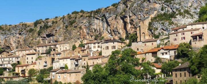 Peyre, Aveyron - в окрестностях Родеза