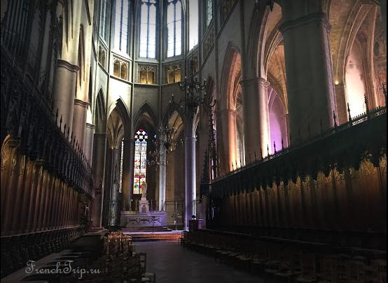 Кафедральный собор Родеза - достопримечательности Родеза