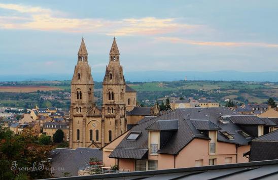 Église du Sacré-Cœur Rodez
