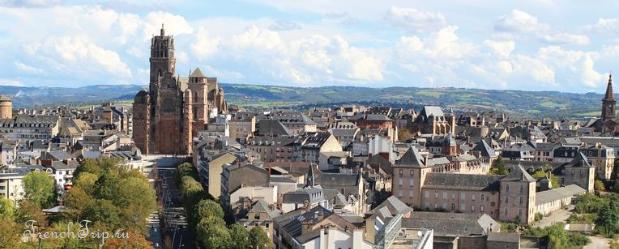 Rodez (Родез) - путеводитель по городу и Франции, Достопримечательности Родеза