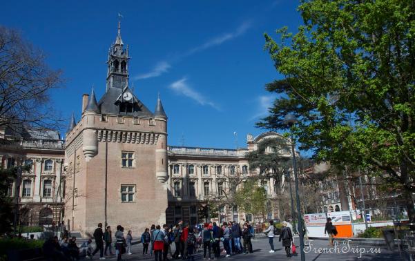 Toulouse_Donjon