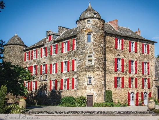 chateau de Bosc Camjac