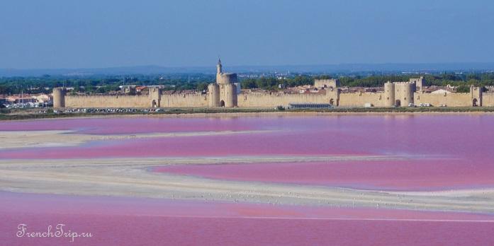 Aigues-Mortes - достопримечательности вокруг Монпелье