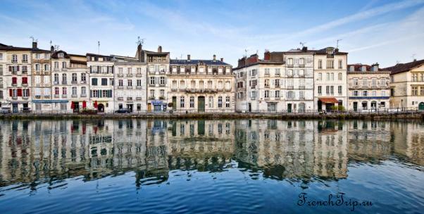 Bayonne (Байонна) - достопримечательности, путеводитель по городу, как добраться в Байонну, автобусы в Байонну, фото Байонна, путеводитель по Франции