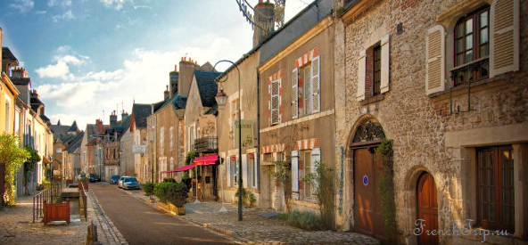 Beaugency, Orleanais, Loire Valley, France