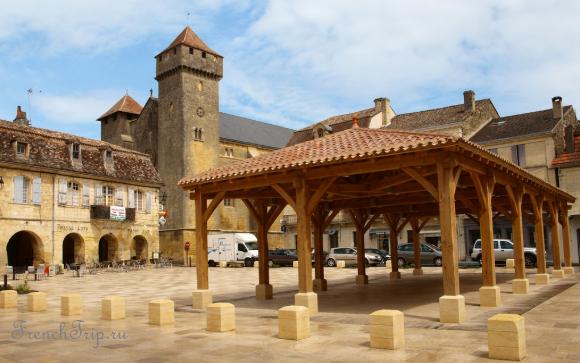 Beaumont-du- Périgord (Бомон-дю-Перигор)