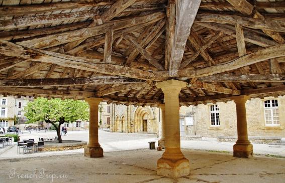 Cadouin (Кадуан), Abbaye de Cadouin, Aquitaine