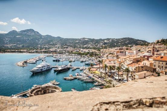 Calvi , Corsica
