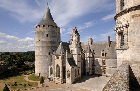 Chateau DE CHÂTEAUDUN, Loire valley