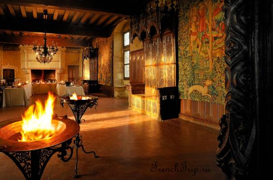 Chateau de Langeais, Loire_4