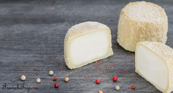Cheese Fromage Crottin de Chavignol 10 лучших французских сыров
