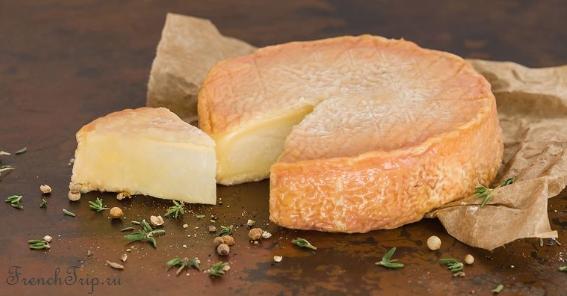 Cheese Fromage Epoisses Burgundy 10 лучших французских сыров