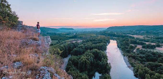Dordogne река Дордонь, департамент Дордонь